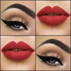 Makeup Inspo, Makeup Art, Makeup Inspiration, Makeup Tips, Makeup Tutorials, Makeup Ideas, Perfect Makeup, Pretty Makeup, Simple Makeup