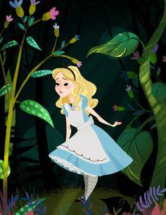 Alice In Wonderland by Taryn Knight [©2015]