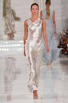 Ralph Lauren - Runway - Spring 2012 Mercedes-Benz Fashion Week