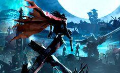 Video Game Final Fantasy Vincent Valentine Wallpaper