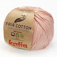 Fair Cotton von Katia hellrosa