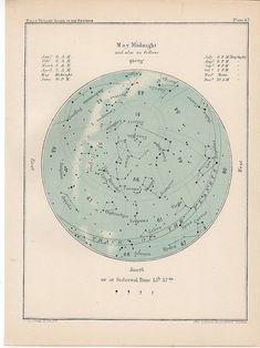 * constellation map