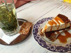 Best cheesecake at Tastoe in Utrecht