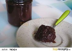 Jablková nutela recept - TopRecepty.cz Pudding, Sweets, Cooking, Desserts, Food, Kitchen, Tailgate Desserts, Deserts, Gummi Candy