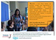 Orientando quem ORIENTA:                           Coaching Educacional: Orientação para organização de eventos pedagógicos...