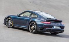 2014 Porsche 911 Turbo S Rear Angle Photo Gallery 1280x782px HD Wallp apers