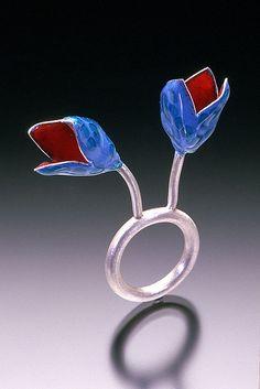 Firoza Ring by Sarah Hood Jewelry, via Flickr