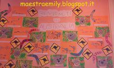 MaestraEmily: BENVENUTI IN AUSTRALIA