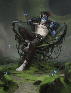 All Magic the Gathering cards My Fantasy World, Dark Fantasy, Fantasy Art, Character Concept, Character Art, Concept Art, Character Ideas, Character Design, Forest Creatures
