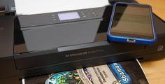 HP OfficeJet 200 Mobile Printer Galaxy Phone, Samsung Galaxy, Mobile Printer, Hp Officejet
