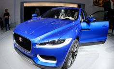 New Jaguar design for cheeper cars and SUVs