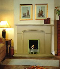 Tudor / Gas Fires Electric Fires Stoves Marble Fireplaces / Fireplaces and Fire Accessories