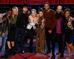 The Voice' Recap: The Semifinals Are Here — 8 Artists Sing For 4 Final Spots
