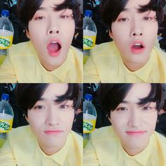 """yeo1:  """""""" @CUBE_PTG Yeo One twitter update  Our Universe, have you eaten?  """" """""""