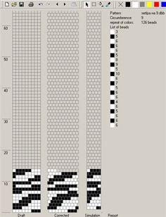 Радикал-Фото: Картинка Bead Crochet Patterns, Bead Crochet Rope, Crochet Bracelet, Beading Patterns, Seed Bead Bracelets, Seed Bead Jewelry, Beaded Jewelry, Embroidery Bracelets, Beading Techniques