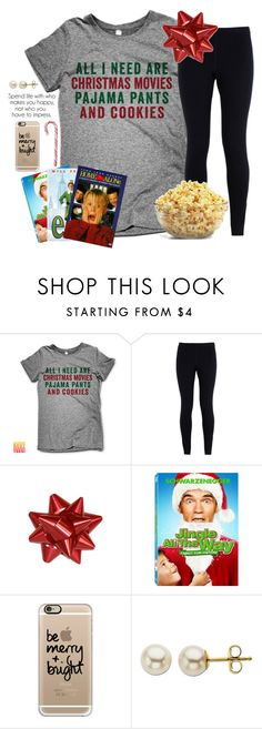 """""""A Date Like This"""" by kreeves7 ❤ liked on Polyvore featuring NIKE, ANNA, Casetify and Lord & Taylor"""