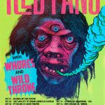 RED FANG:  Announce US Headlining Tour #SBN @SwitchBitch Noise