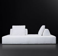 RH Modern's Domenico Modular Fabric Sofa