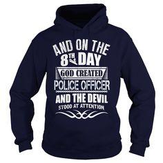 POLICE OFFICER - POLICE OFFICER (Police Officer Tshirts)
