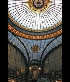 Trippy: 10 Breathtaking Stained-Glass Ceilings Around The World (PHOTOS)