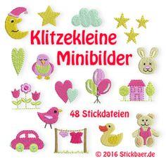 Klitzekleine Minibilder