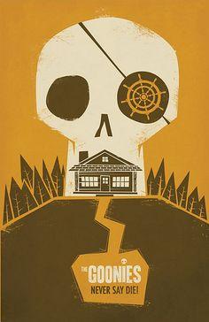 Goonies by Jorsh Pena. Favorite movie of ALL time!!