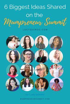 Ideas of the Mumpreneur Summit