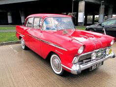 1957 Vauxhall Victor F at the David Manners Group 1957 Vauxhall Victor F at the…