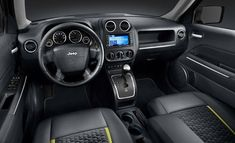 2014 Jeep Patriot Sport Interior