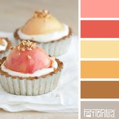 I'm usually not a pink person, but I wouldn't mind it as an accent color to all those lovely browns/creams!