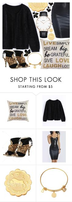 """A touch of leo"" by pastelneon ❤ liked on Polyvore"