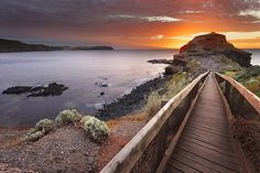Cape Schanck by stevoarnold, via Flickr