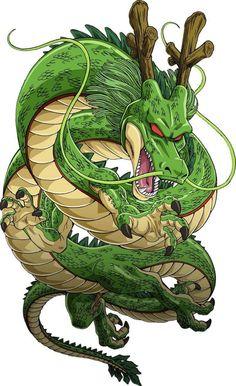 Dragon Ball Image, Dragon Ball Gt, Dragon Art, Shen Long Tattoo, Z Tattoo, Animes Wallpapers, Fan Art, Character Art, Anime Art
