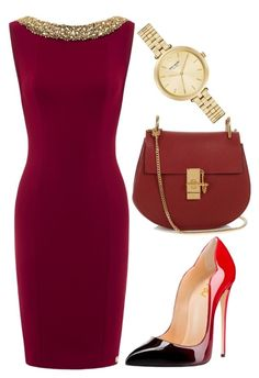 """""""Untitled #607"""" by gabbyriera on Polyvore featuring Chloé and Kate Spade"""
