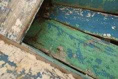 How to Paint Barnwood Style...