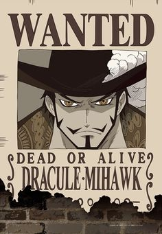 Taka No Me Duracure Mihawku One Piece Bounties, One Piece Man, One Piece Chapter, One Peace, Vintage T-shirts, Roronoa Zoro, Poster, Manga, Humor