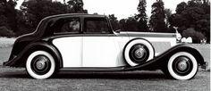 Rolls-Royce Phantom II Continental Sports Saloon by Barker, 1929