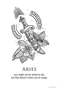 Aries - Shitty Horoscopes Book VIII: Medicine by musterni