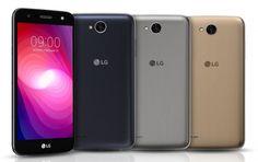LG X Power 2 un nou smartphone cu autonomie de invidiat