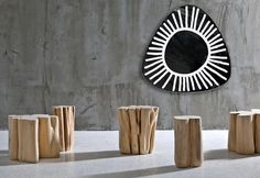 Form-tastic Brick Furniture Collection by Paola Navone for Gervasoni