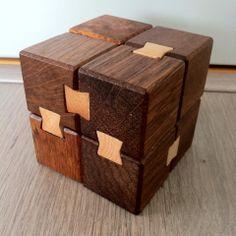 LE NOUVEAU CUBE - n° 28 chez Les Éditions FABBRI http://collection.cassetete.free.fr/1_bois/nouveau_cube/nouveau_cube.htm