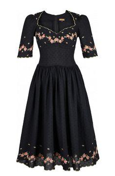Katinka Dress black by Lena Hoschek
