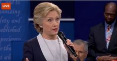Hillary Was Asking For Fact Checking… And We Did! Take A Look At These 5 Major LIES -- http://newsbreakshere.com/hillary-asking-fact-checking-take-look-5-major-lies