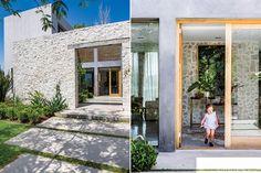 """""""Cuando me reuní con el arquitecto tenía muy claras las sensaciones que quería lograr: una casa luminosa, alta, con 'contenido'. Que pasara 'algo' donde quiera que miraras"""", comparte la dueña de casa a revista Living"""