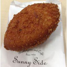 Sunny Sideのカレーパン