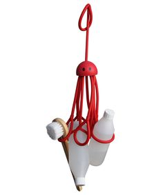 Red Octopus Shower Storage - £24.00 - Susan