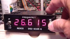 REDCO Digi-Scan RDS6 - unboxing, inspection.