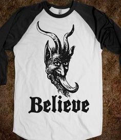 Believe In Krampus: