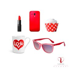 ¿Te animás al rojo furioso? #eyewear #ValeriaMazza #accesorios