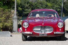 1956 Maserati A6G 2000 Berlinetta Zagato